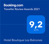 Booking Hotel Los Balcones Cuenca