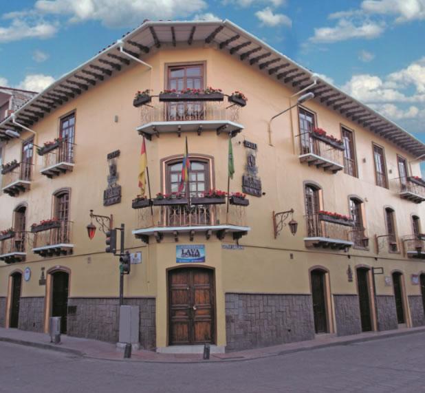 Hotel Los Balcones Cuenca Ecuador