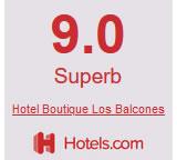 Hotels Hotel Los Balcones